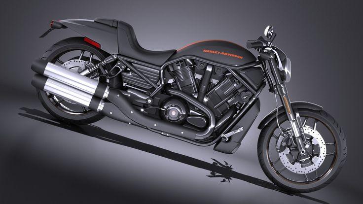 Harley Night Rod Special 2016