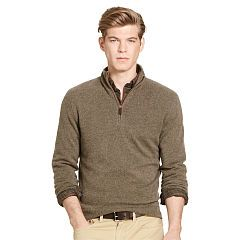 Cashmere Half-Zip Sweater - Polo Ralph Lauren Sale - RalphLauren.com
