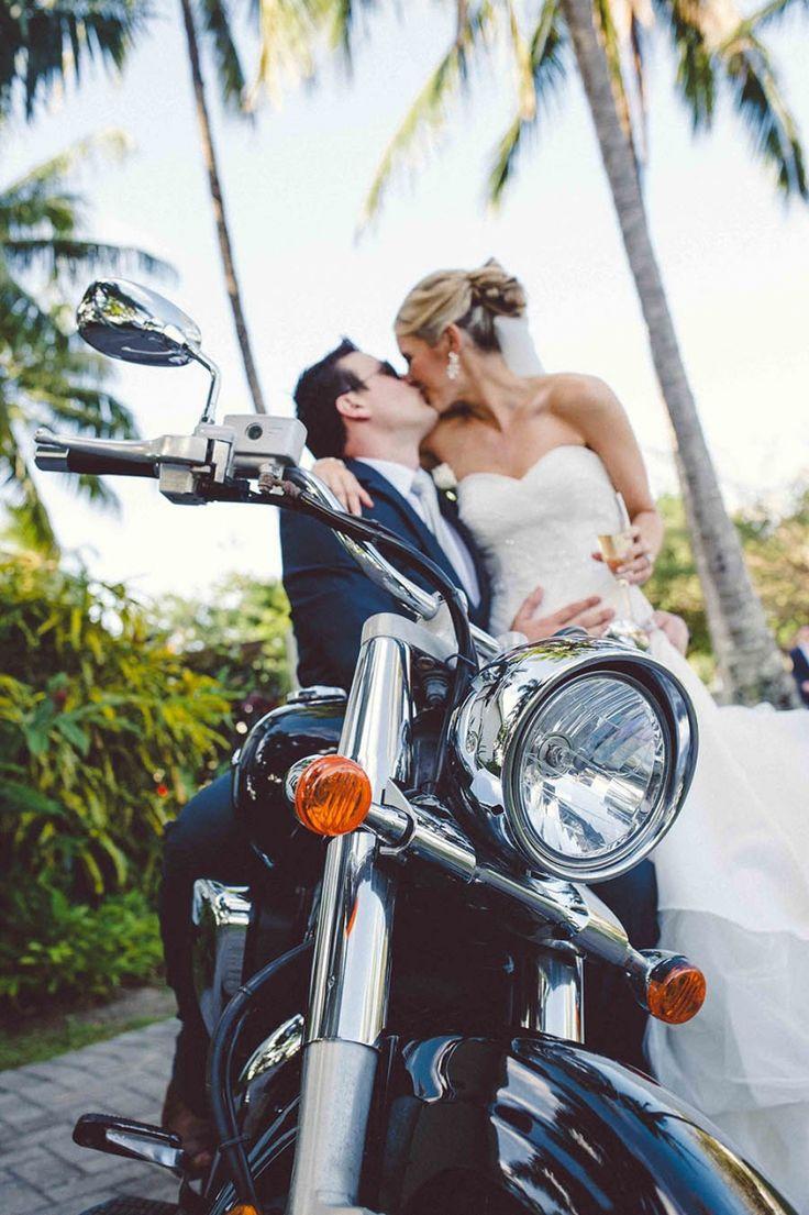 port douglas wedding bike