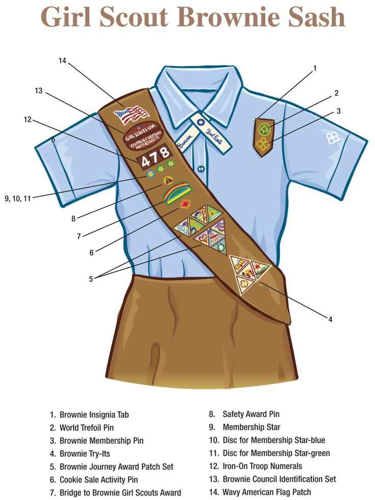 GSCI - Troop #4093 (Illini Bluffs, 2nd Grade, 2013-14): Girl Scout FAQs