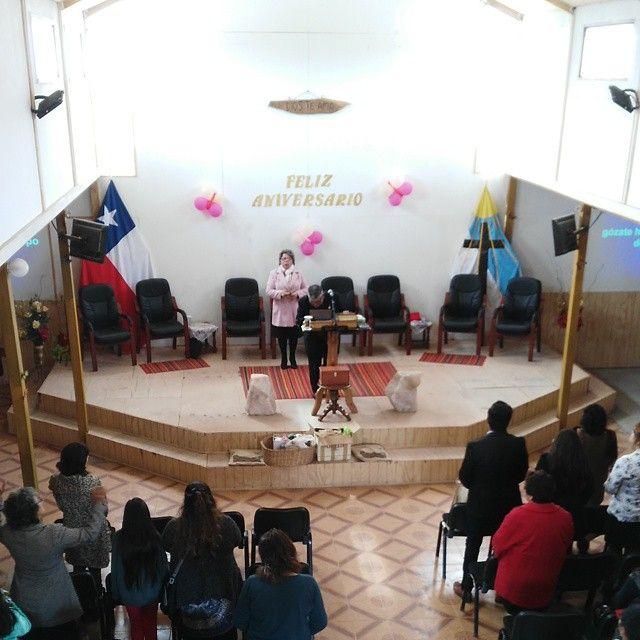 Culto Dominical con hermosas Bendiciones!!!