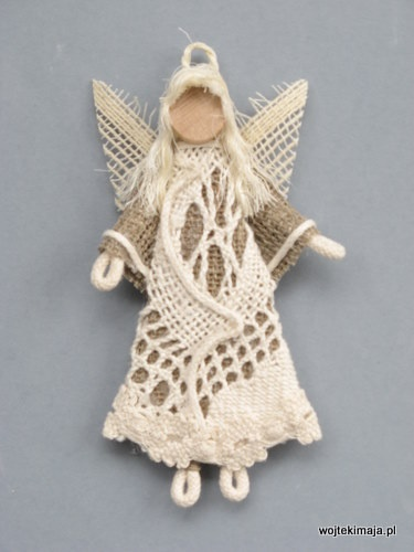 Best handmade angel images on pinterest