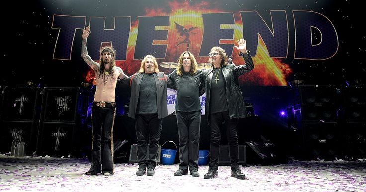 Black Sabbath document their final tour with upcoming film 'The End of the End,' set for a one-night-only theatrical screening.
