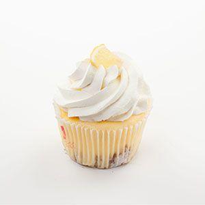 doğum günü cupcake siparişi, limonlu cheesecake cupcake, Very Cupcake limonlu cheesecake