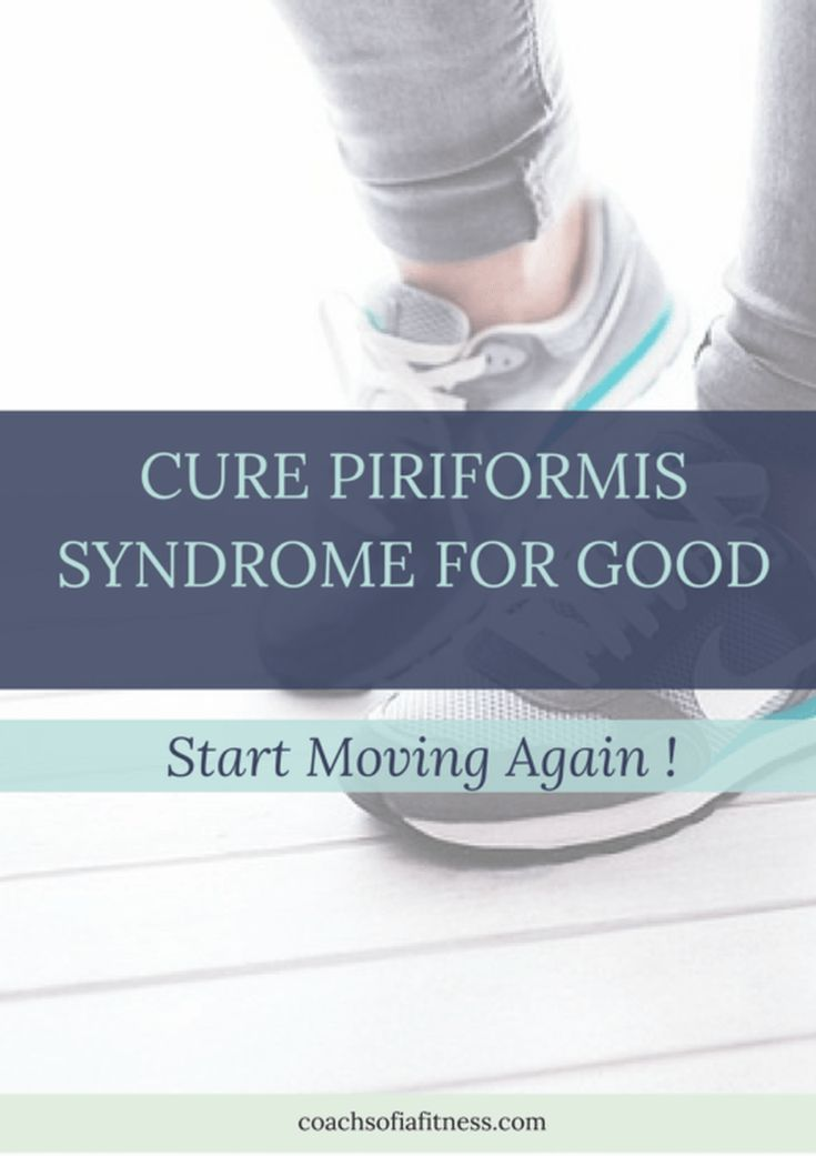 I created a list of things I did that helped me heal Piriformis syndrome and resume my normal life. I spent a year trying everything you can imagine to fix it with no long term relief. I finally got it under control and I am sharing with you my journey, what I tried that did not work, and most importantly what DID work..click on the link to find out :D