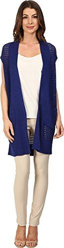 """Product review for NIC+ZOE Women's Open Stitched Vest.  Long knit sweater vest       Famous Words of Inspiration...""""Suffrage is the pivotal right.""""   Susan B. Anthony — Click here for more from Susan B. Anthony"""