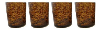 Tortoiseshell is popping up everywhere, so why not add it to your barware? Look no further than these perfect cocktail glasses. Your old-fas...