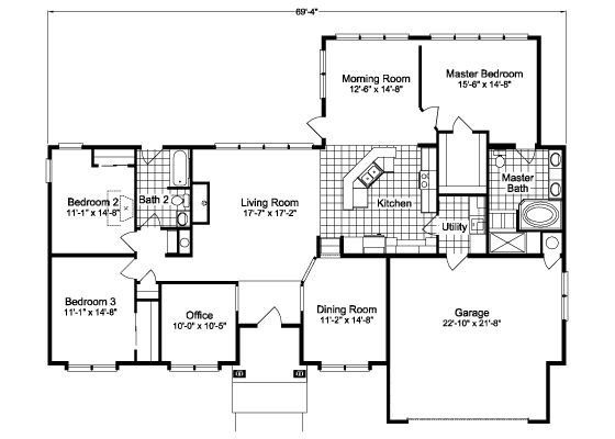 17 Best Images About Floor Plans New House On Pinterest