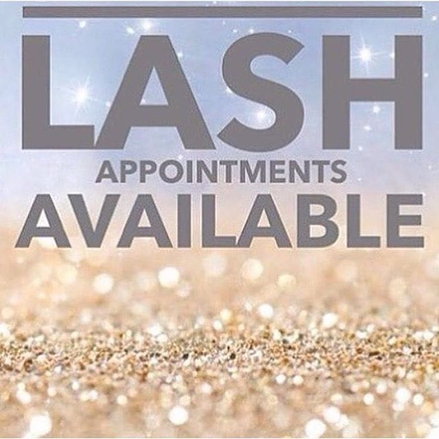 Last minute appointments available tomorrow! See stories for