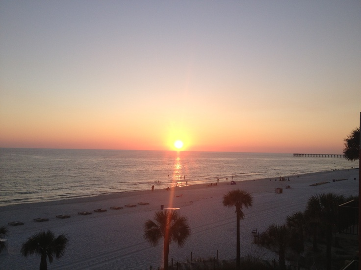 Sunset Panama City Beach Florida