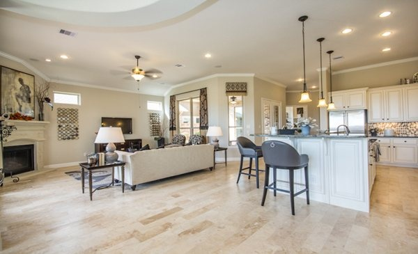 Lennar model homes cinco ranch