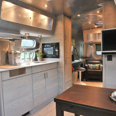airstream remodel.  good cottage.