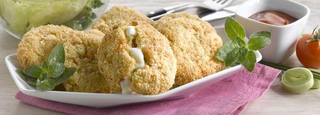 Polpettine di salmone, patate e mozzarella - Ricetta Facile, pronta in 40 Minuti - Le Ricette Galbani