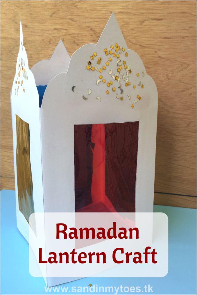 Ramadan Decorations Diy Moroccan Lanterns