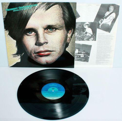 LP - Herbert Grönemeyer - Gemischte Gefühle   eBay