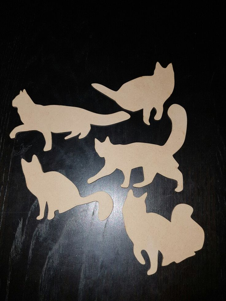 Mdf cut outs