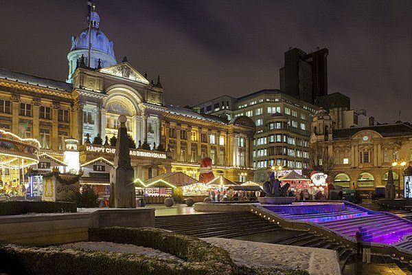 Christmas Markets & Craft Fairs - Christmas - Visit Birmingham