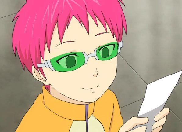 Child Saiki Kusuo