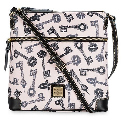 Disney Princess ''Keys'' Letter Carrier Bag by Dooney & Bourke