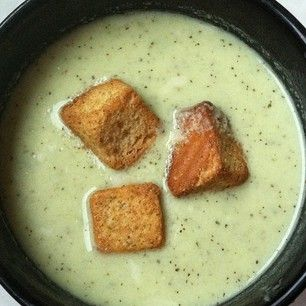 Vegetarian: Creamy Garlic, Onion & Jalapeno Antibiotic Soup