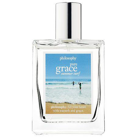 Pure Grace Summer Surf Eau de Toilette - philosophy | Sephora