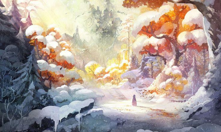 Square Enix confirma I am Setsuna para PS4 y Steam