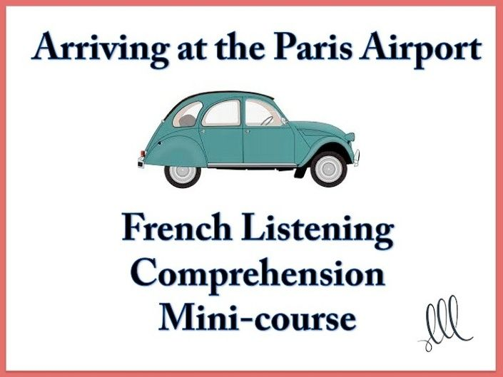 learn in your car french pdf