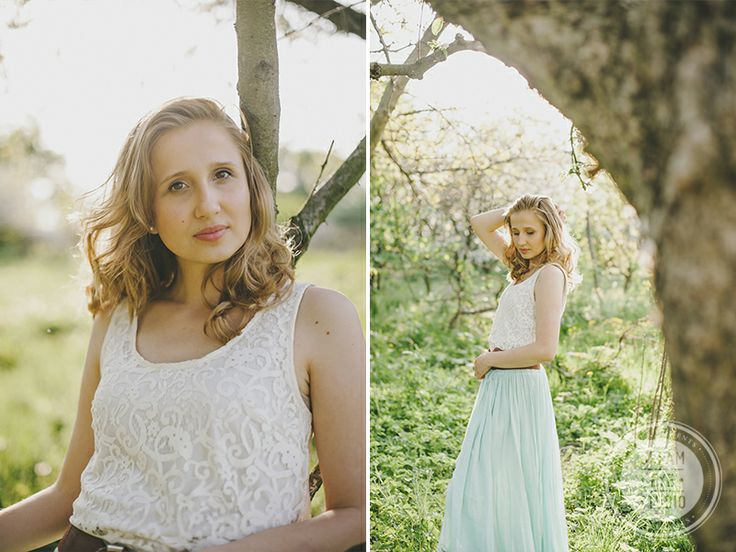 http://dreameyestudio.pl/ #dreameyestudio #curlyuhair #mintdress #mint #vintage #sun #photosession #indyvidualsession #poland #white