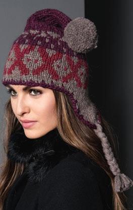 -knit hats