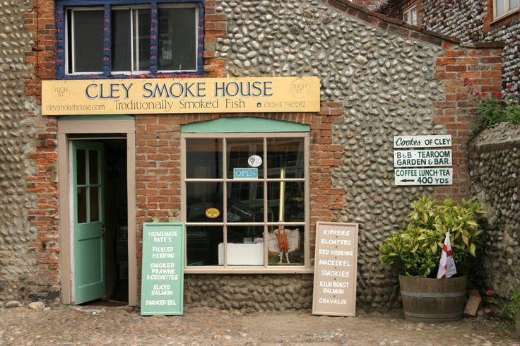 Cley Smokehouse, North Norfolk