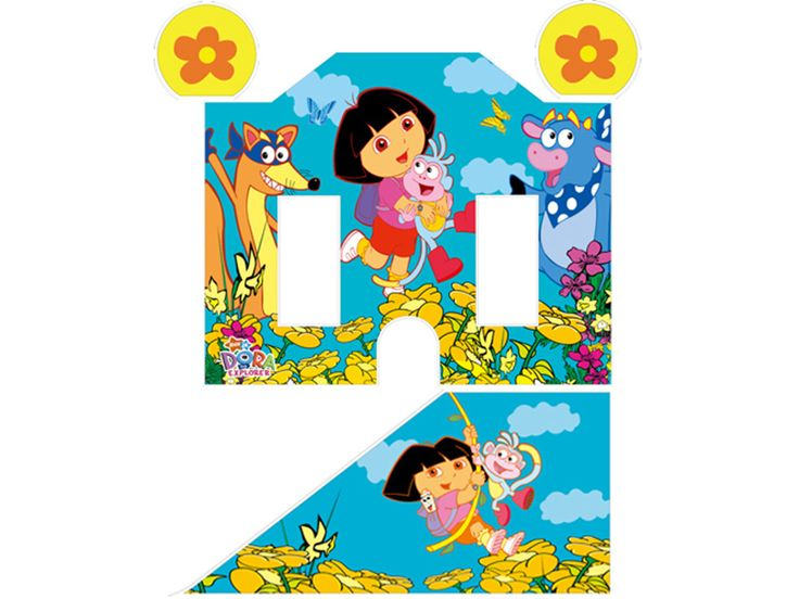 Find Dora The Explorer Combo Banner Yes Get What You