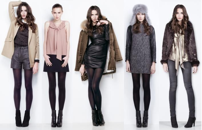 Poise & Vogue: Inspired for Fall by Maje