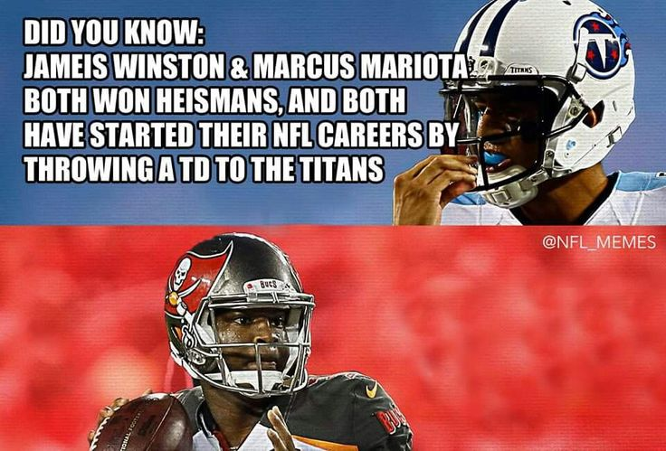 NFL memes: Jameis Winston's abysmal first game. He'll bounce back, hopefully