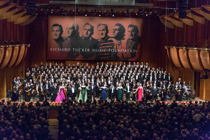 Richard Tucker Music Foundation mm