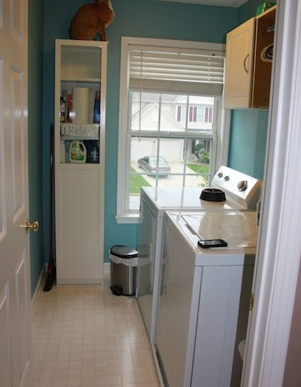 free standing cabinetry laundry room from Ikea IKEA Laundry room Cabinets design Inspiration for Your Laundry room
