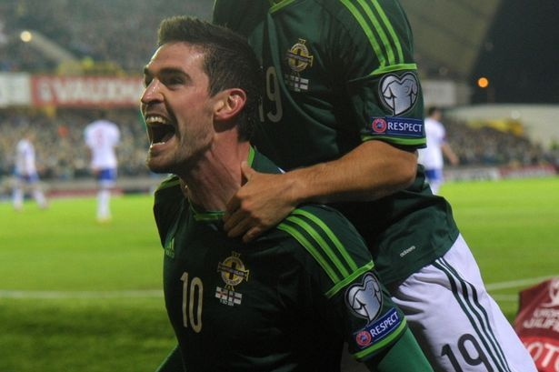 Faroe Islands vs Northern Ireland Highlights and Full Match Euro France 2016 Qualification