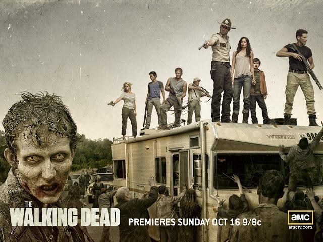 워킹 데드 시즌 1, 2 (The Walking Dead, AMC, 2010) – 좀비다 좀비. | ohyecloudy's lifelog