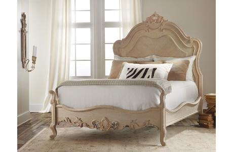 Barrymore Furniture - 19th Century Carved King Bed: Carved Beds, Cottage, 19Th Century, Bed Frame, Bedroom Ideass, Furniture, Beautiful Bedrooms