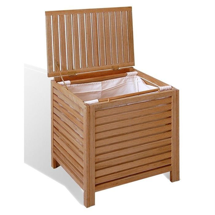 meuble coffre a linge maison design. Black Bedroom Furniture Sets. Home Design Ideas