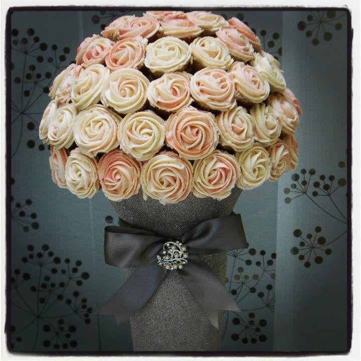 Beautiful Cupcake Bouquet ❤