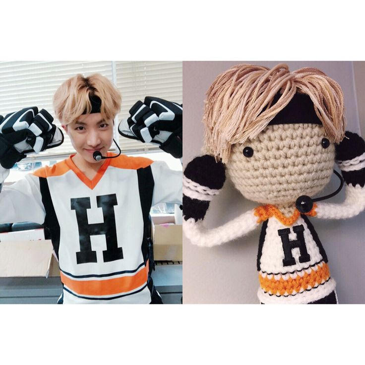 "38 lượt thích, 1 bình luận - Claire (@virtualrecluse) trên Instagram: ""Latest doll commission: Hobi in his ""As I Told You"" performance look // I never thought I'd be…"""