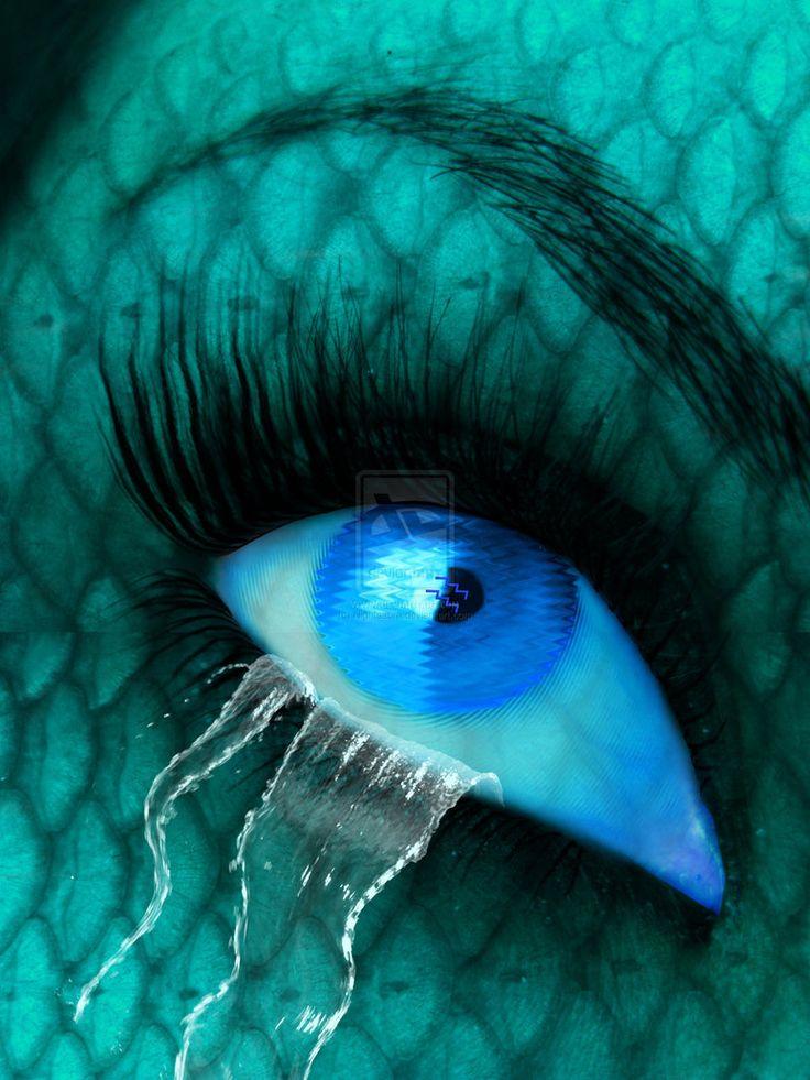 Aquarius Eye by ~Nightsabra