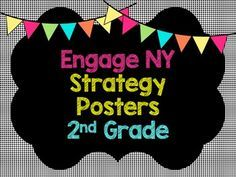 Encourage students to use the strategies they have learned by posting strategy posters that they can refer to when they need reinforcement. I put them on a piece of construction paper or cardstock and laminate them.  The document is in powerpoint format so you can alter it to fit your needs.*************************************************************************Related Products Bundled Lessons SMARTboard presentations  assist with lesson.