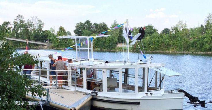 Ulmer Spatz - Donauschifffahrt - Inklusionsprojekt