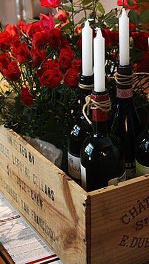Best 25 Wine Party Decorations Ideas On Pinterest
