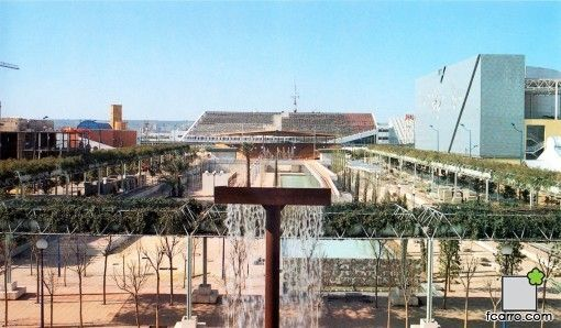 avenida 4 expo92, Sevilla
