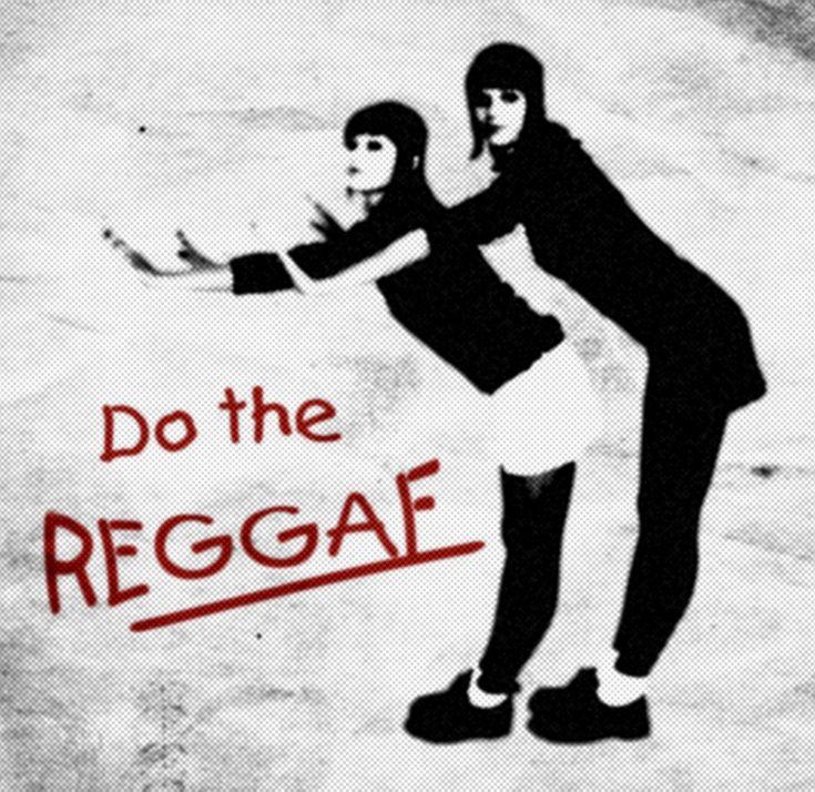 Skinhead Reggae girls