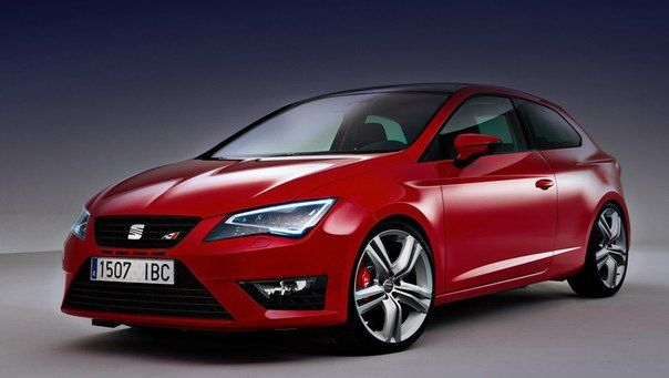 Cool Seat Leon Cupra 2014 Wallpaper Car Wallpaper