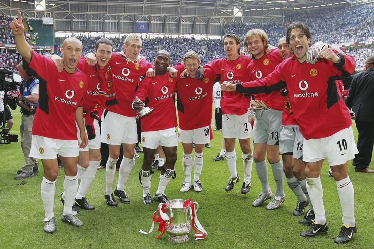 Video: FA Cup final 2004 - Official Manchester United Website