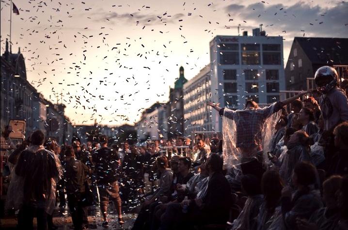 Distortion. Copenhagen. 2011.
